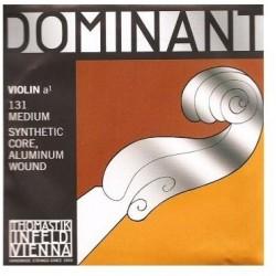 Thomastik 131 Dominant Corde de La pour Violon 1/2