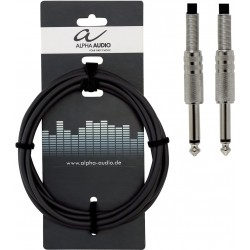 Alpha Audio Cable Jack/Jack 6M Basic Line