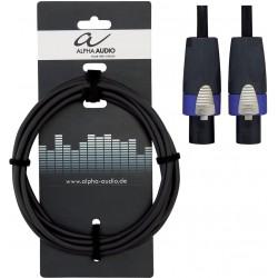 Alpha Audio Câble Speakon 9M