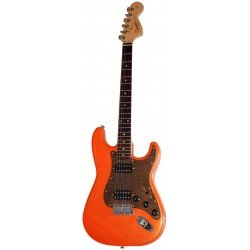 Squier FSR Stratocaster Affinity HH Metallic Orange