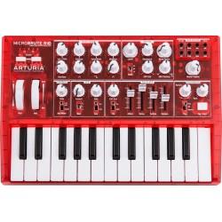 Arturia MicroBrute Red