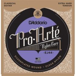 D'Addario EJ44 Pro Arte Extra Hard Cordes Guitare Classique
