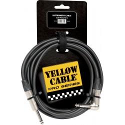 Yellow Cable PROG73D-C Jack/Jack Mono 3M