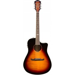 Fender T-Bucket 300CE V3 Sunburst Flame Maple