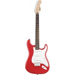 Squier Bullet Stratocaster HT Fiesta Red