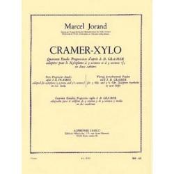 Marcel Jorand : Cramer-Xylo Cahier 1