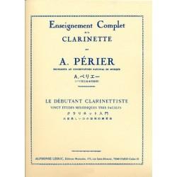 Auguste Périer : Le Débutant Clarinettiste