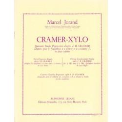 Marcel Jorand : Cramer-Xylo Cahier 2
