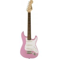 Squier Mini Stratocaster Pink