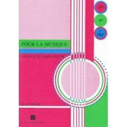 D. et Y. Maze : Pour la Musique Gradus Ad Parnassum