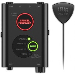 IK Mul­ti­media iRig Acoustic Stage