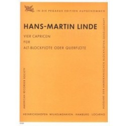 Hans-Martin Linde : 4 Caprices