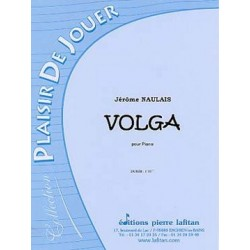 Jérôme Naulais : Volga