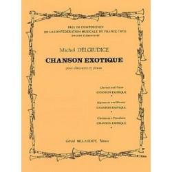 Michel Delgiudice : Chanson Exotique