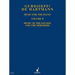 Georges Ivanovich Gurdjieff, Thomas de Hartmann : Musique Pour le Piano Volume 2