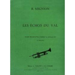 René Mignion : Les Echos du Val