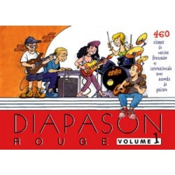 Diapason Rouge Volume 1