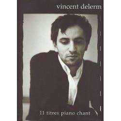 Delerm Vincent : 11 titres