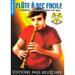 Flûte à Bec Facile Volume 2