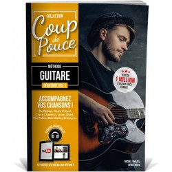 Coup de Pouce Débutant Guitare Vol 1