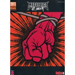 Metallica : St. Anger Guitare Tab