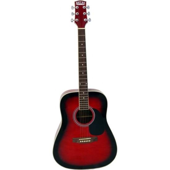 Dallas WT80TRD Guitare Acoustique