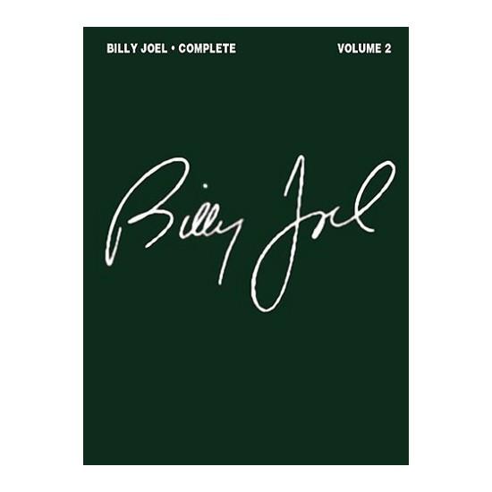 Billy Joel : Complete Volume 2 PVG