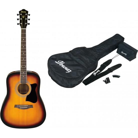 Ibanez V50NJP-VS Jam Pack Guitare Acoustique