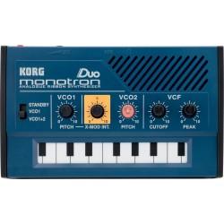 Korg Monotron-Duo Synthétiseur Miniature