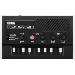 Korg DJ Monotron Synthétiseur Miniature