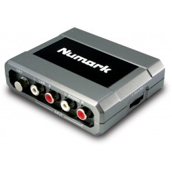 Numark Stereoport Interface Audio Usb
