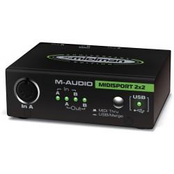 M-Audio Midisport 2x2 Edition Anniversaire