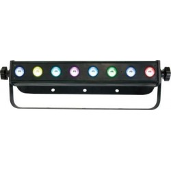 Chauvet Colordash Batten Tri Rampe de 8 Led Tri