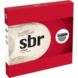 Sabian SBR5002 Set Harmonique 2-Pack SBR