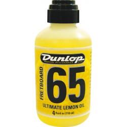 Dunlop 6554 Huile de Citron pour Touche de Guitare