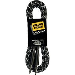 Yellow Cable G66DG Jack/Jack 6M Gainé