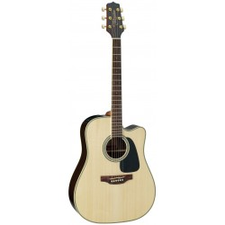 Takamine GD51CE Natural Dreadnought Cutaway Electro
