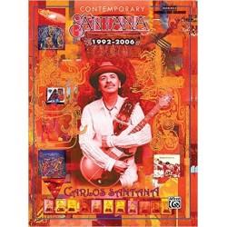 Santana : 1992-2006 Guitar Tab