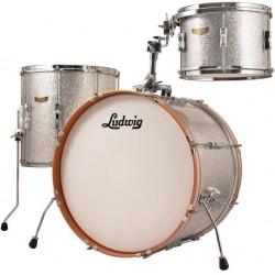 Ludwig Club Date Jazz 18 Silver Sparkle