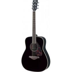 Yamaha FG720S 2 BL Black