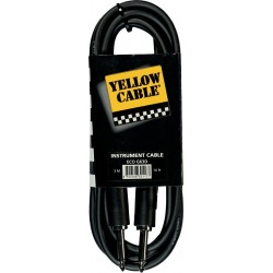Yellow Cable G63D Jack/Jack 3M
