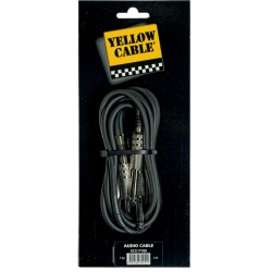 Yellow Cable P100 Jack/Jack 1M