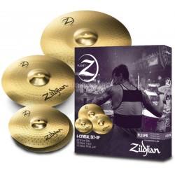 "Zildjian Planet Z Pack 14"", 16"" et 20"""