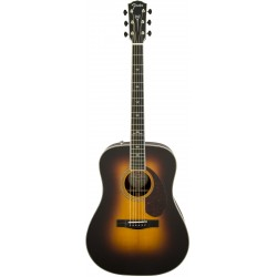 Fender PM-1 Deluxe Dreadnought Vintage Sunburst
