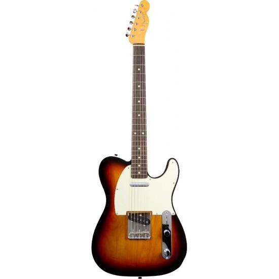Fender '62 Telecaster Custom Japan Vintage 3-Color Sunburst