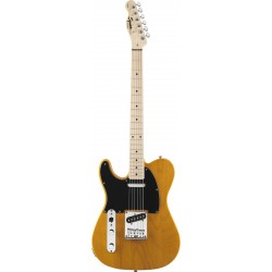 Squier Affinity Telecaster Left Handed MN Butterscotch Blonde