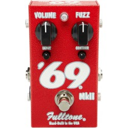 Fulltone 69 MKII Pédale Fuzz