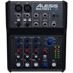 Alesis Multimix 4USB FX