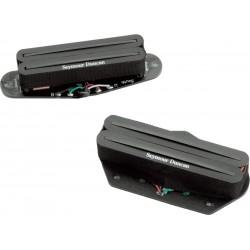 Seymour Duncan STHR-1S Hot Rails Kit Tele Noir