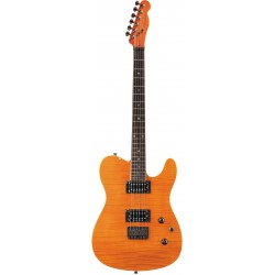Fender Telecaster Special Edition Custom FMT HH Ambre